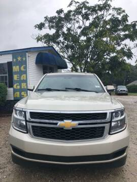 2015 Chevrolet Suburban for sale at Mega Cars of Greenville in Greenville SC