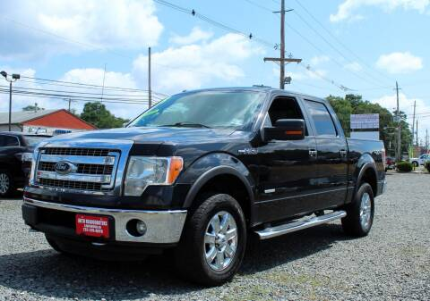 2013 Ford F-150 for sale at Auto Headquarters in Lakewood NJ
