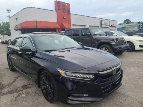 2018 Honda Accord for sale at Best Buy Wheels in Virginia Beach VA