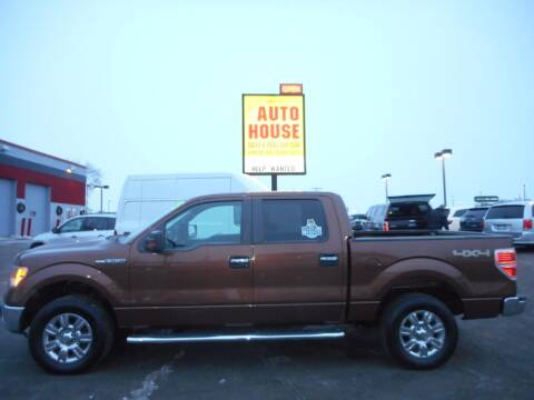 2011 Ford F-150 for sale at AUTO HOUSE WAUKESHA in Waukesha WI