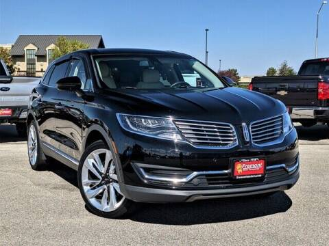 2016 Lincoln MKX for sale at Rocky Mountain Commercial Trucks in Casper WY
