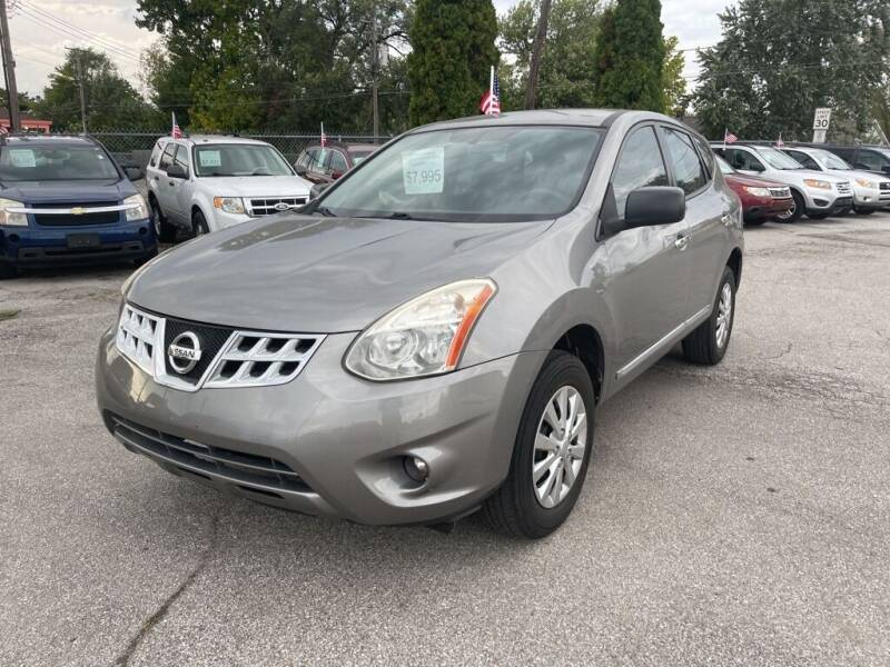 2013 Nissan Rogue for sale at Honest Abe Auto Sales 2 in Indianapolis IN