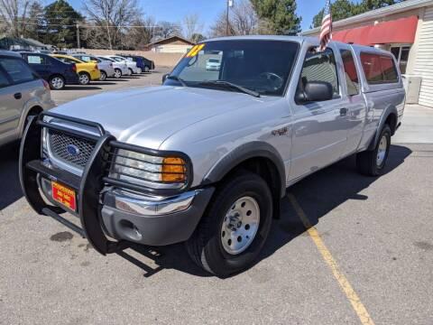 2002 Ford Ranger for sale at Progressive Auto Sales in Twin Falls ID