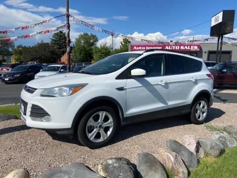 2016 Ford Escape for sale at Auto Image Auto Sales in Pocatello ID