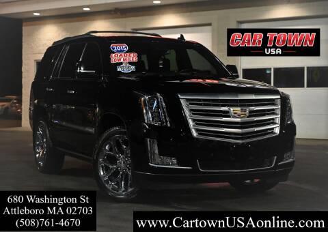 2015 Cadillac Escalade for sale at Car Town USA in Attleboro MA