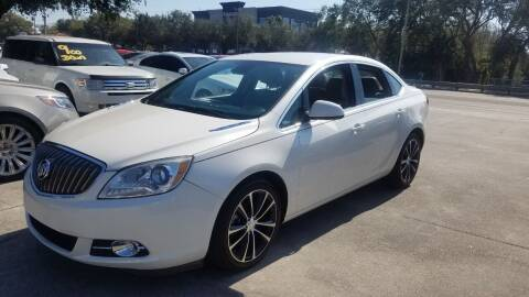 2016 Buick Verano for sale at FAMILY AUTO BROKERS in Longwood FL