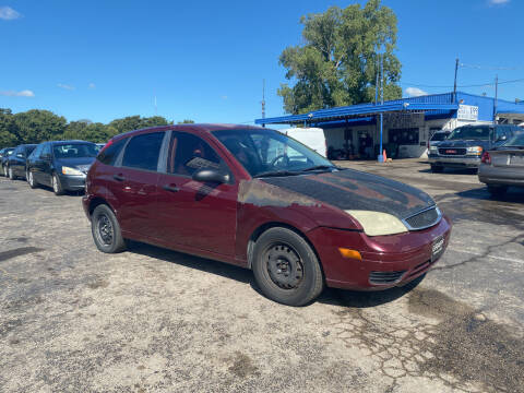 2006 Ford Focus for sale at Dave-O Motor Co. in Haltom City TX