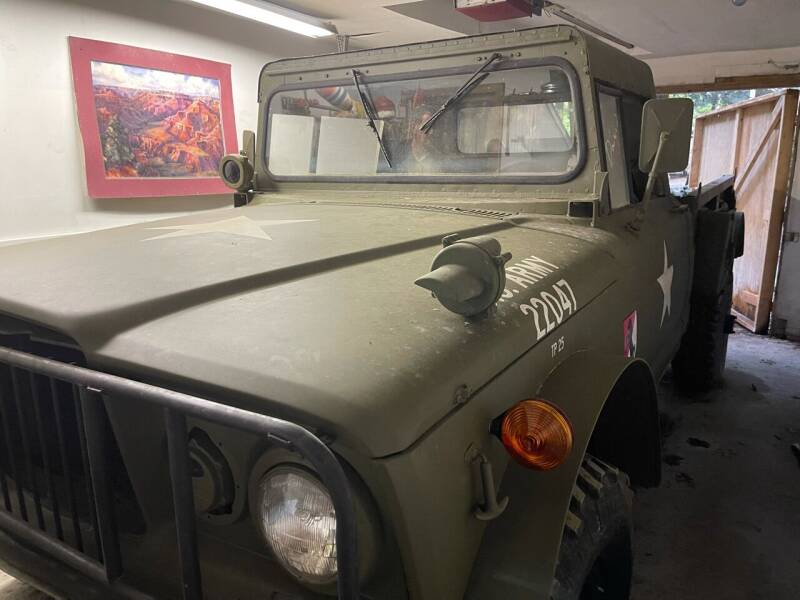 1968 Jeep Kaiser for sale at CARuso Classic Cars in Tampa FL