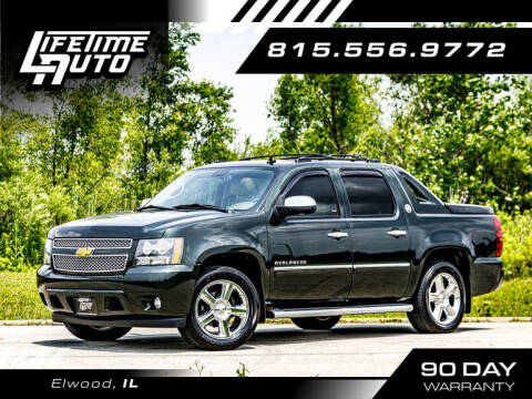 2013 Chevrolet Avalanche for sale at Lifetime Auto in Elwood IL