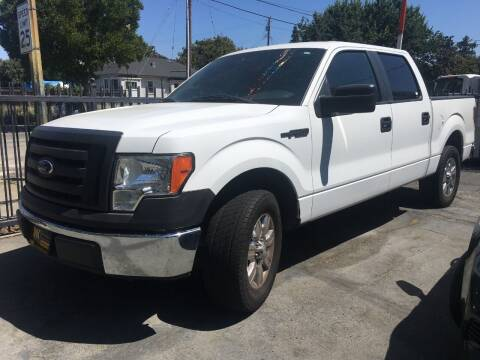 2010 Ford F-150 for sale at MK Auto Wholesale in San Jose CA