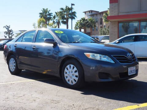 2010 Toyota Camry for sale at Corona Auto Wholesale in Corona CA
