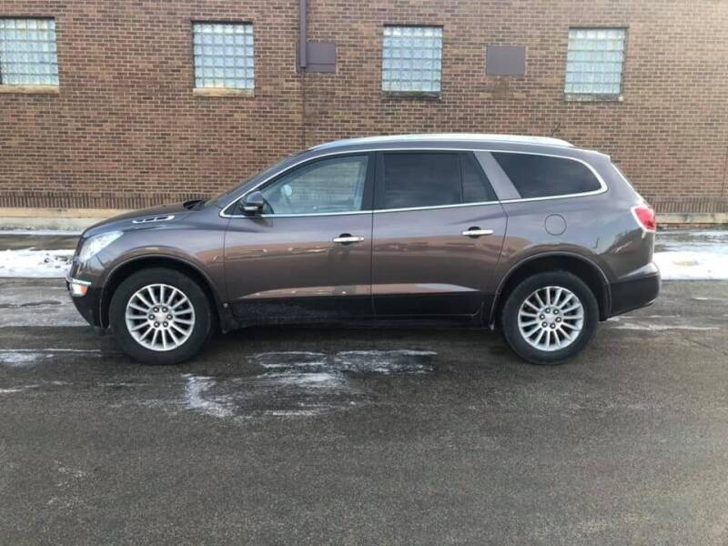 2008 Buick Enclave for sale at Car Corral in Tyler MN