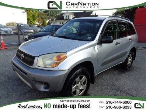 2005 Toyota RAV4 for sale at CarNation AUTOBUYERS Inc. in Rockville Centre NY