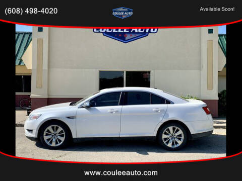 2012 Ford Taurus for sale at Coulee Auto in La Crosse WI