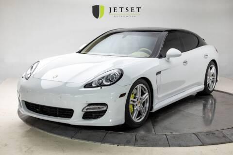 2011 Porsche Panamera for sale at Jetset Automotive in Cedar Rapids IA