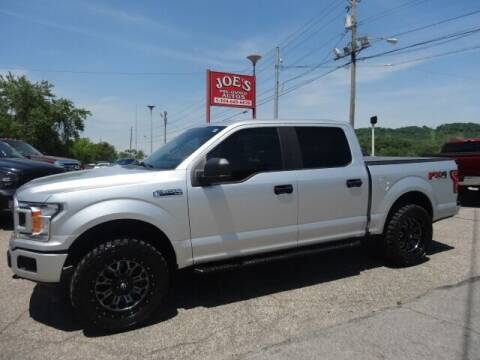 2018 Ford F-150 for sale at Joe's Preowned Autos in Moundsville WV