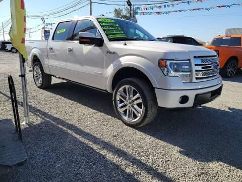 2014 Ford F-150 for sale at La Playita Auto Sales Tulare in Tulare CA