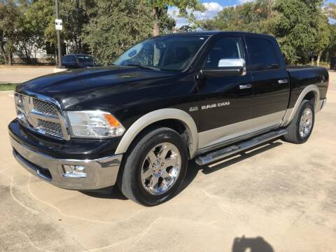 2011 RAM Ram Pickup 1500 for sale at Safe Trip Auto Sales in Dallas TX