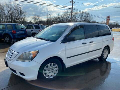 2008 Honda Odyssey for sale at CarNation Auto Group in Alliance OH