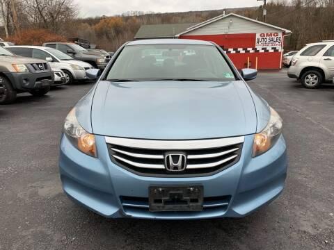 2012 Honda Accord for sale at GMG AUTO SALES in Scranton PA