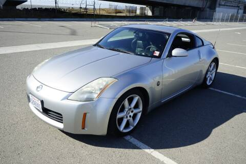 2003 Nissan 350Z for sale at Sports Plus Motor Group LLC in Sunnyvale CA
