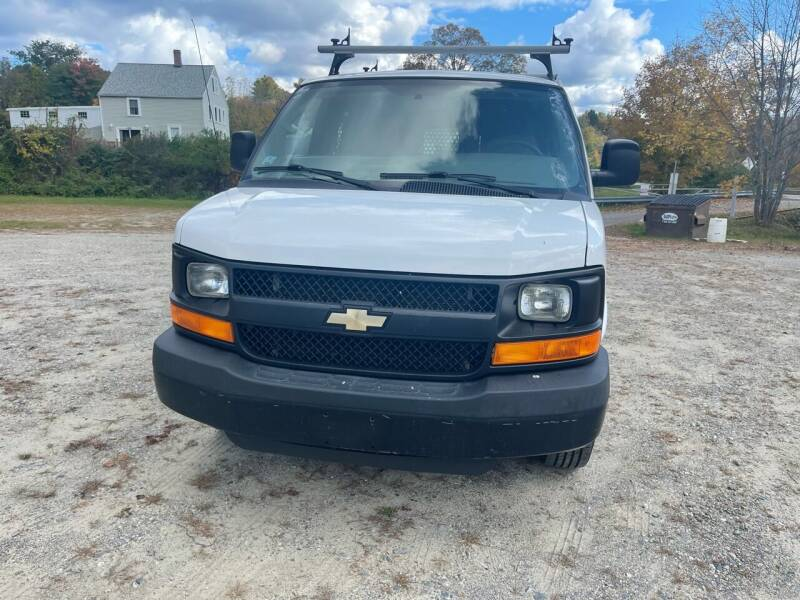 2014 Chevrolet Express Cargo for sale at MCQ SALES INC in Upton MA