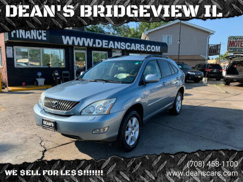 2004 Lexus RX 330 for sale at DEANSCARS.COM in Bridgeview IL