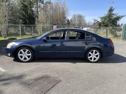 2006 Nissan Maxima for sale at Primo Auto Sales in Tacoma WA