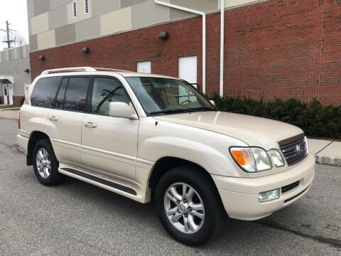 2005 Lexus LX 470 for sale at Imports Auto Sales Inc. in Paterson NJ