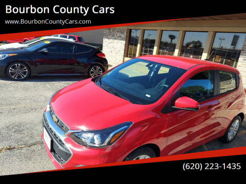 2021 Chevrolet Spark for sale at Bourbon County Cars in Fort Scott KS
