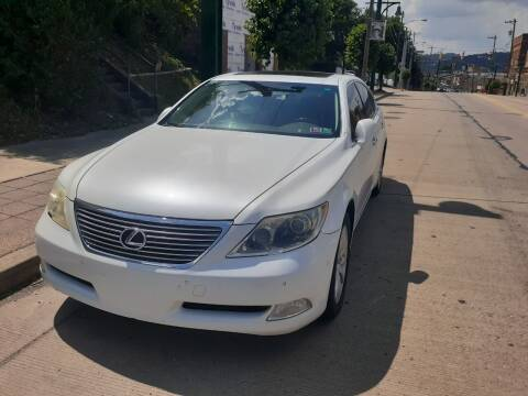 2009 Lexus LS 460 for sale at High Level Auto Sales INC in Homestead PA