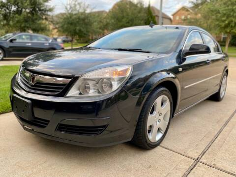 2008 Saturn Aura for sale at Demetry Automotive in Houston TX