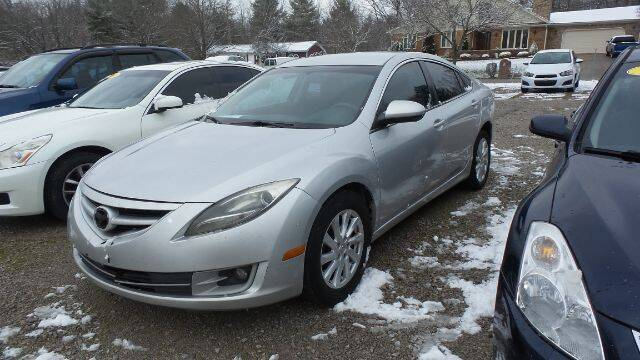 2012 Mazda MAZDA6 for sale at Tates Creek Motors KY in Nicholasville KY