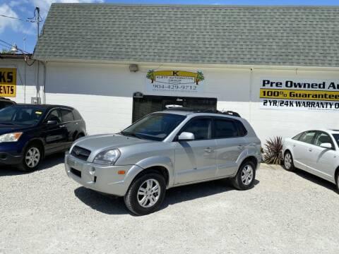 2007 Hyundai Tucson for sale at Klett Automotive Group in Saint Augustine FL