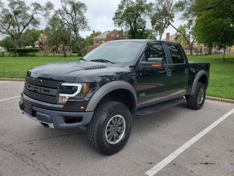 2011 Ford F-150 for sale at RENNSPORT Kansas City in Kansas City MO