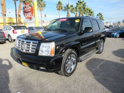2006 Cadillac Escalade for sale at Cars Direct Inc in Las Vegas NV