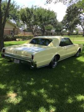 1967 Oldsmobile 442 for sale at Classic Car Deals in Cadillac MI