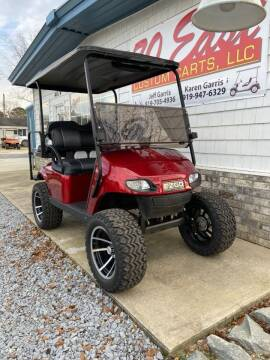 2016 E-Z-GO TXT for sale at 70 East Custom Carts LLC in Goldsboro NC