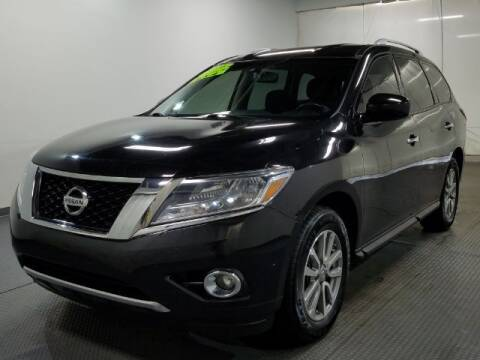 2016 Nissan Pathfinder for sale at NW Automotive Group in Cincinnati OH