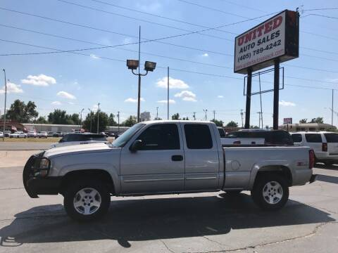 2006 Chevrolet Silverado 1500 for sale at United Auto Sales in Oklahoma City OK