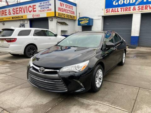 2015 Toyota Camry for sale at US Auto Network in Staten Island NY