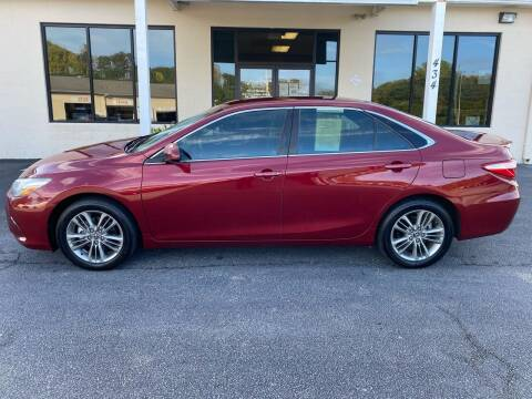 2016 Toyota Camry for sale at Carolina Auto Credit in Youngsville NC