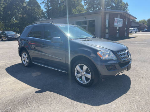 2011 Mercedes-Benz M-Class for sale at Auto Credit Xpress in Benton AR