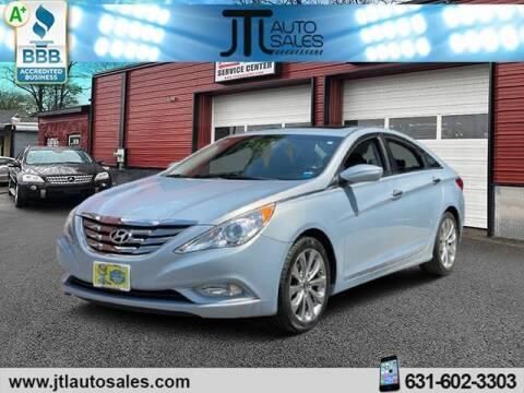 2013 Hyundai Sonata for sale at JTL Auto Inc in Selden NY
