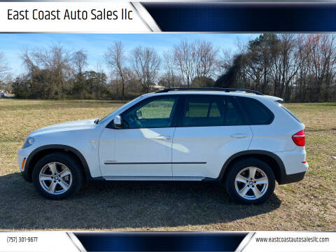 2012 BMW X5 for sale at East Coast Auto Sales llc in Virginia Beach VA