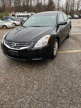 2010 Nissan Altima for sale at Cars R Us Of Kingston in Kingston NH
