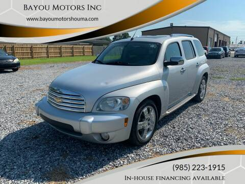 2010 Chevrolet HHR for sale at Bayou Motors Inc in Houma LA