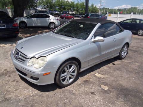 2006 Mercedes-Benz CLK for sale at ORANGE PARK AUTO in Jacksonville FL
