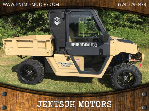 2020 Massimo MXU 1000 for sale at JENTSCH MOTORS in Hearne TX