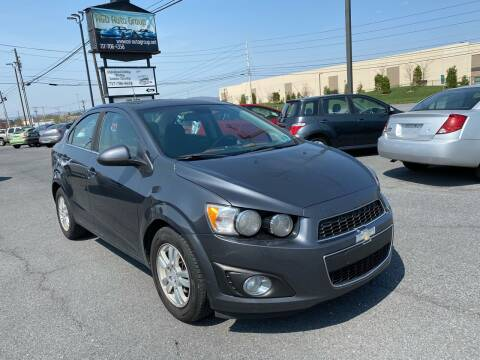 2013 Chevrolet Sonic for sale at A & D Auto Group LLC in Carlisle PA